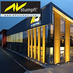 AV Stumpfl Projektion